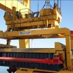 RAM начал производство спредеров для перевалки сыпучих грузов