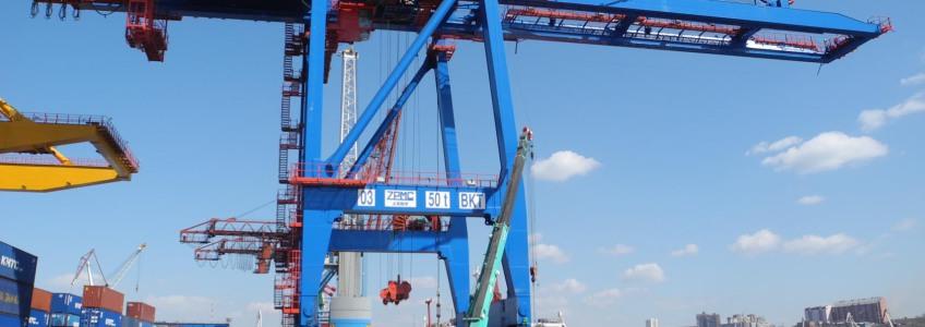 ZPMC STS crane
