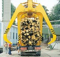 PEINER Motor Timber Grab